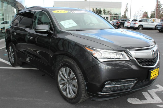 Pre-Owned 2014 Acura MDX Tech Pkg