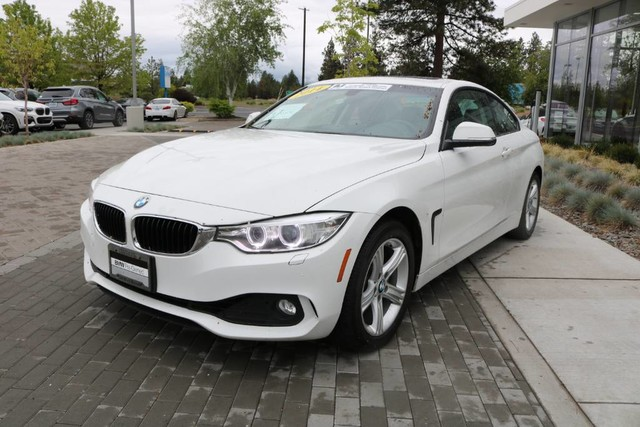 Pre-Owned 2014 BMW 4 Series 428i xDrive
