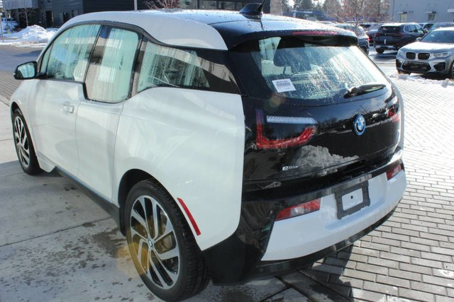 Pre-Owned 2017 BMW i3