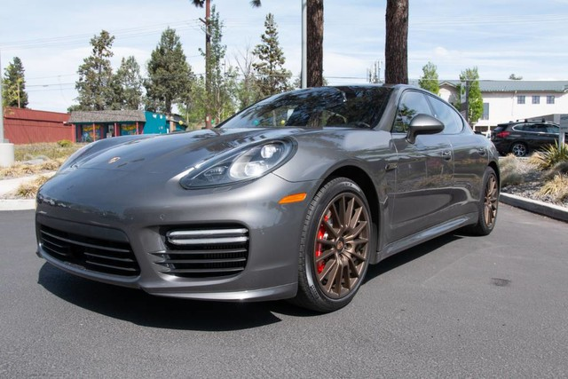Pre-Owned 2014 Porsche Panamera Turbo S