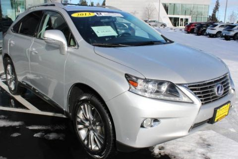 Pre-Owned 2013 Lexus RX 450h